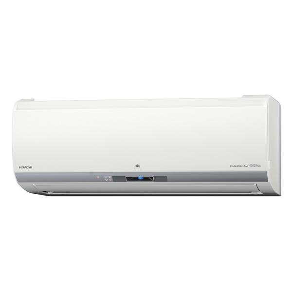 【送料無料】日立(HITACHI) RAS-E22F(W) スターホワイト 白くまくん Eシリーズ [エアコン (主に6畳用)] RASE22FW