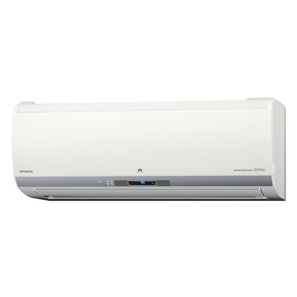 【送料無料】日立 RAS-E36F(W) スターホワイト 白くまくん Eシリーズ [エアコン (主に12畳用)]