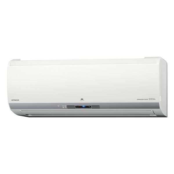 【送料無料】日立(HITACHI) RAS-E40F2(W) スターホワイト 白くまくん Eシリーズ [エアコン (主に14畳用・200V対応)] RASE40F2W