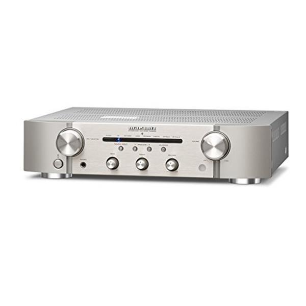 【送料無料】Marantz PM-6006/FN シルバーゴールド [プリメインアンプ DAC付 (ハイレゾ音源対応)]