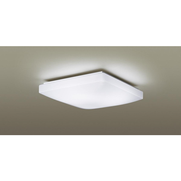 【送料無料】PANASONIC LGBZ0529 [洋風LEDシーリングライト (~6畳/調色・調光) リモコン付き スクエアタイプ]