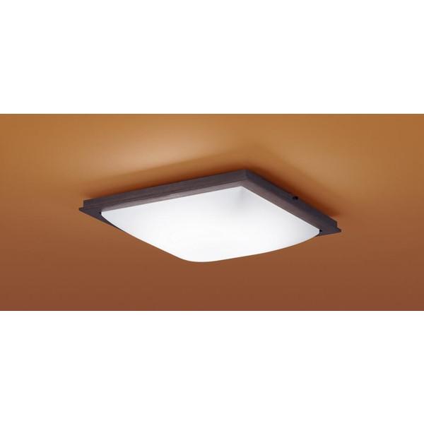 【送料無料】PANASONIC LGBZ1803 [和風LEDシーリングライト (~8畳/調色・調光) リモコン付き スクエアタイプ]