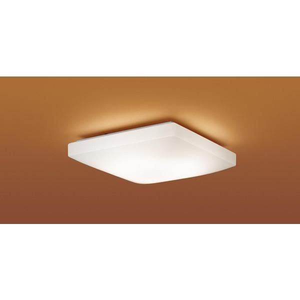 【送料無料】PANASONIC LGBZ1805 [和風LEDシーリングライト (~8畳/調色・調光) リモコン付き スクエアタイプ]