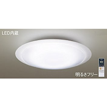 PANASONIC LGBZ2430 [洋風LEDシーリングライト (~10畳/調光・調色)]