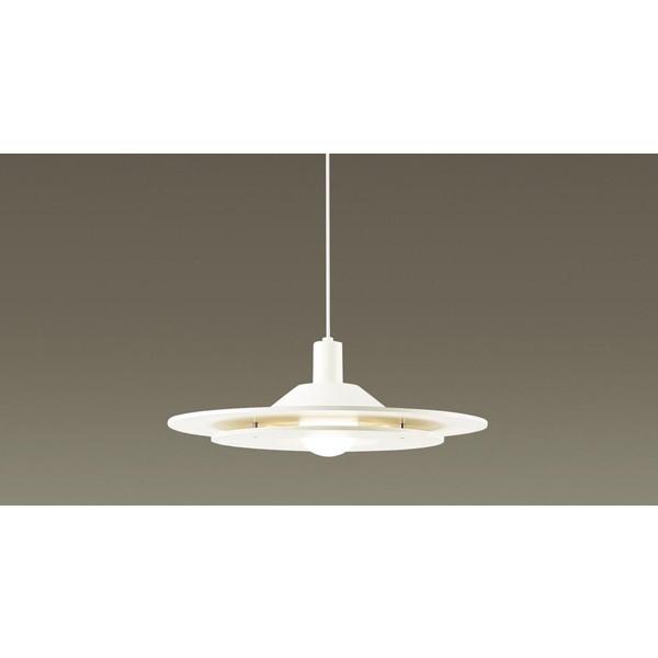 【送料無料】PANASONIC LGB15312 ホワイト [洋風LEDダイニング用ペンダントライト(電球色)]