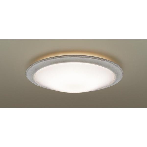 【送料無料】PANASONIC LGBZ2509 フレンチグレー [洋風LEDシーリングライト (~10畳/調色・調光/昼光色・電球色) リモコン付き サークルタイプ]