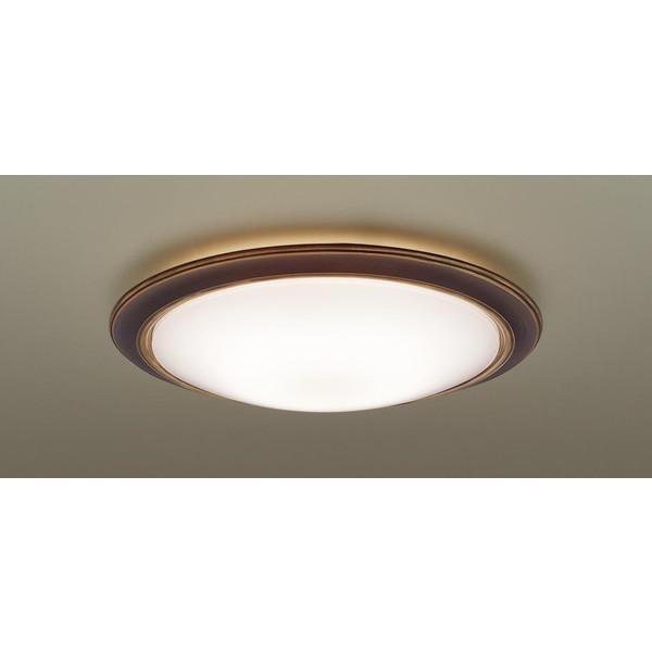 【送料無料】PANASONIC LGBZ2510 ヴィンテージプラス [洋風LEDシーリングライト (~10畳/調色・調光/昼光色・電球色) リモコン付き サークルタイプ]