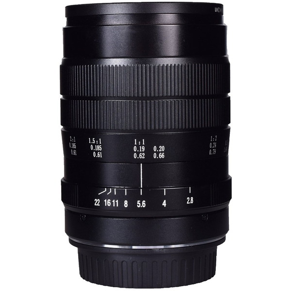 LAOWA 60mmF2.8 2xUltra-Macro Lens(Nicon F用) [カメラ用交換レンズ]