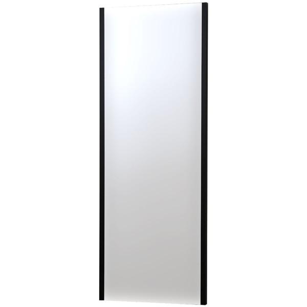 【送料無料】REFEX(リフェクス) NRM-2 B ブラック [割れない軽量な鏡・吊式姿見(45×120cm)]【同梱配送不可】【代引き不可】【沖縄・北海道・離島配送不可】【時間指定不可】