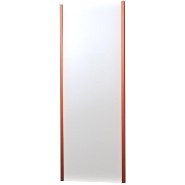 【送料無料】REFEX(リフェクス) NRM-2 R レッド ロゼ [割れない軽量な鏡・吊式姿見(45×120cm)]【同梱配送不可】【代引き不可】【沖縄・北海道・離島配送不可】【時間指定不可】