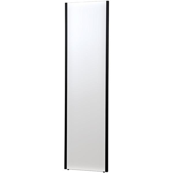 【送料無料】REFEX(リフェクス) NRM-4 B ブラック [割れない軽量な鏡・ロング姿見(40×150cm)]【同梱配送不可】【代引き不可】【沖縄・北海道・離島配送不可】【時間指定不可】