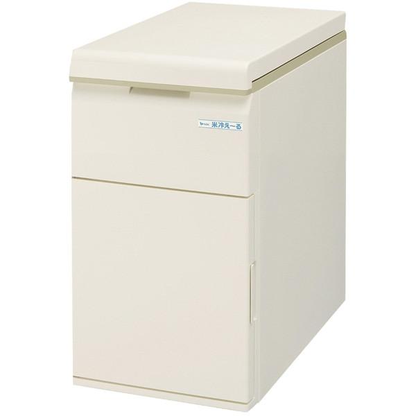 【送料無料】米びつ 保冷米びつ エムケー精工 MK 11kgタイプ NCK-11W 米冷え~る 約15℃ 1合計量 お米の冷蔵庫 白米 玄米 お米長持ち シンプル コンパクト