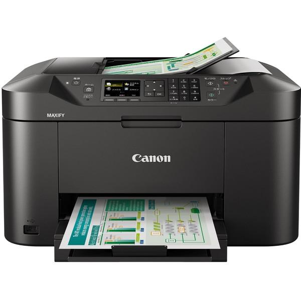 【送料無料】CANON MAXIFY MB2130 ブラック [A4インクジェット複合機(無線LAN/USB2.0)]