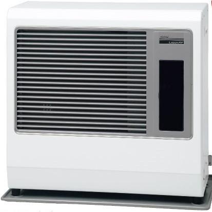 【送料無料】TOYOTOMI FF-9601 ホワイト [FF式石油ファンヒーター 別置タンク式 (木造25畳・コンクリ40畳まで)]