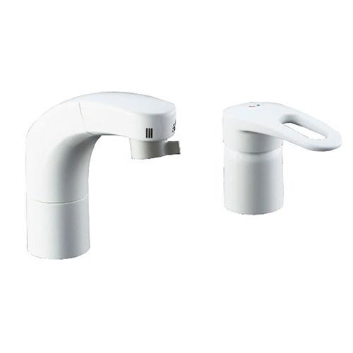 【送料無料】INAX RLF-681Y [ホース引出式シングルレバー混合水栓] いなっくす イナックス LIXIL りくしる リクシル 水栓 定番 売れ筋