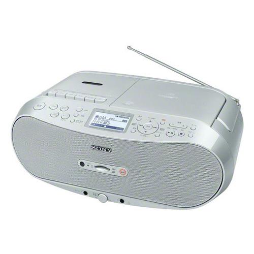 【送料無料】SONY CFD-RS501 [CDラジカセ]