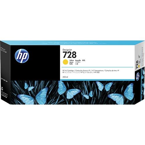 【送料無料】HP F9K15A イエロー HP728 [インクカートリッジ] 【同梱配送不可】【代引き・後払い決済不可】【沖縄・離島配送不可】