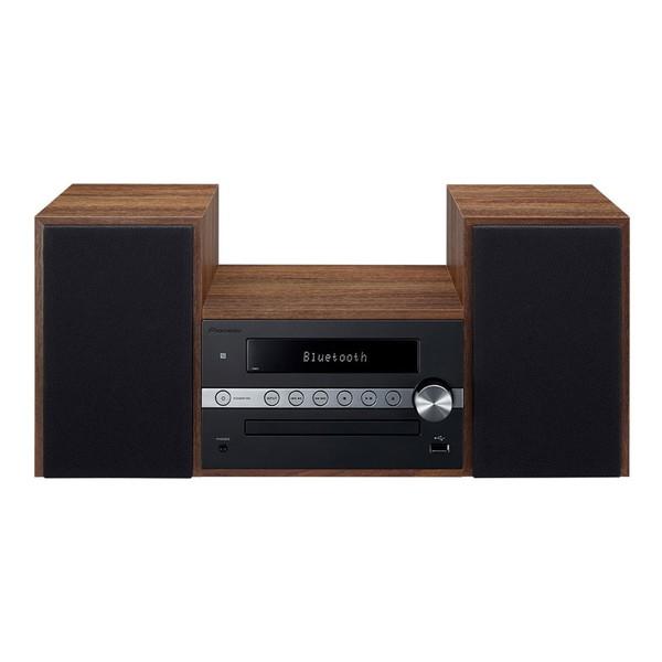 PIONEER X-CM56-B ブラック [CDミニコンポ(Bluetooth対応・USB端子搭載)] パイオニア pioneer