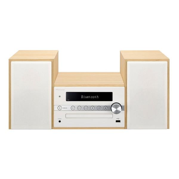 【送料無料】PIONEER X-CM56-W ホワイト [CDミニコンポ(Bluetooth対応・USB端子搭載)] パイオニア pioneer