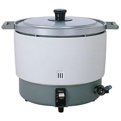 【送料無料】パロマ PR-6DSS-13A [ガス炊飯器 (3.3升炊き・都市ガス用)]