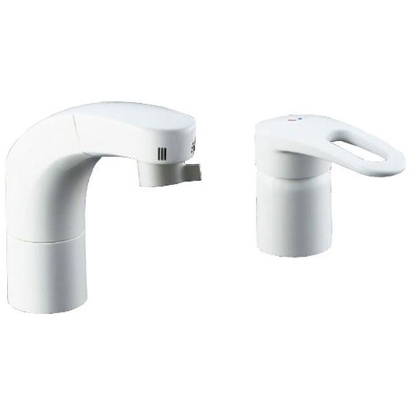 INAX RLF-681YN [洗面用シングルレバー混合水栓 (寒冷地用・ホース引出式)]