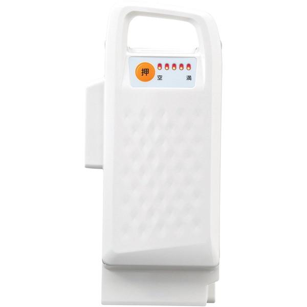 【送料無料】PANASONIC NKY535B02 ホワイト [リチウムイオンバッテリー (スペア用)]【同梱配送不可】【代引き不可】【沖縄・北海道・離島配送不可】