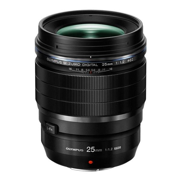 【送料無料】OLYMPUS ED 25mm F1.2 PRO [単焦点レンズ(マイクロフォーサーズマウント)]