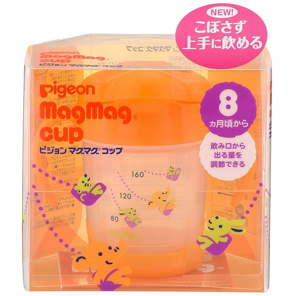 <title>マグマグコップは コップ飲みのトレーニングにおすすめです ピジョン 海外輸入 マグマグ コップ カップ</title>