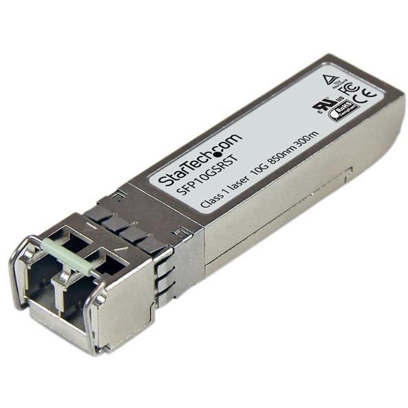 【送料無料】StarTech SFP10GSRST [10GBase-SR準拠SFP光トランシーバモジュール]