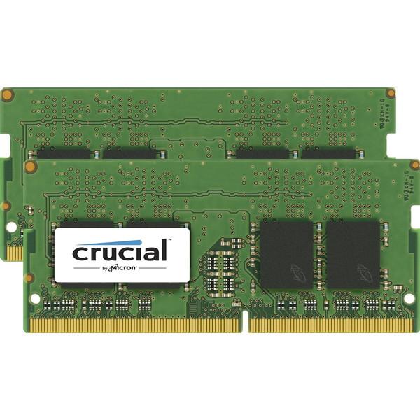 【送料無料】Crucial CT2K16G4SFD824A [SODIMM DDR4 PC4-19200(16GB 2枚組)] 【同梱配送不可】【代引き・後払い決済不可】【沖縄・北海道・離島配送不可】