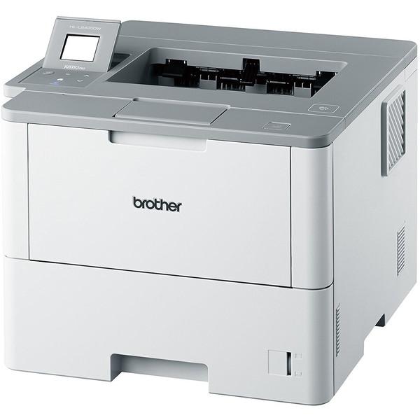 【送料無料】Brother HL-L6400DW JUSTIO [モノクロレーザープリンター (A4/USB2.0・有線/無線LAN)]