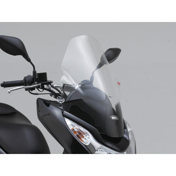 【送料無料】デイトナ D93953 [GIVIエアロダイナミックススクリーン PCX125/150用 D322ST スクーターシリーズ]