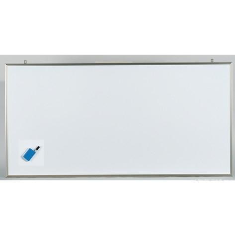 【送料無料】1318-CNV36 軽量ホワイトボード 1800X900 無地