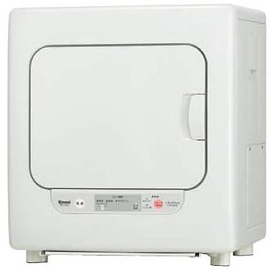 【送料無料】Rinnai RDT-30AU-13A シティグレー ガスの乾太くん [ガス衣類乾燥機 (右開き/3.0kg/都市ガス用)] RDT30AU13A