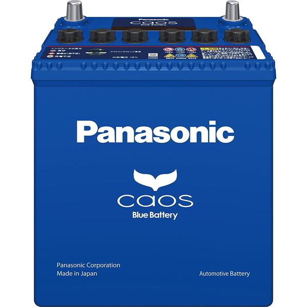 【送料無料】PANASONIC N-Q90R/A2 カオス [アイドリングストップ車用バッテリー]