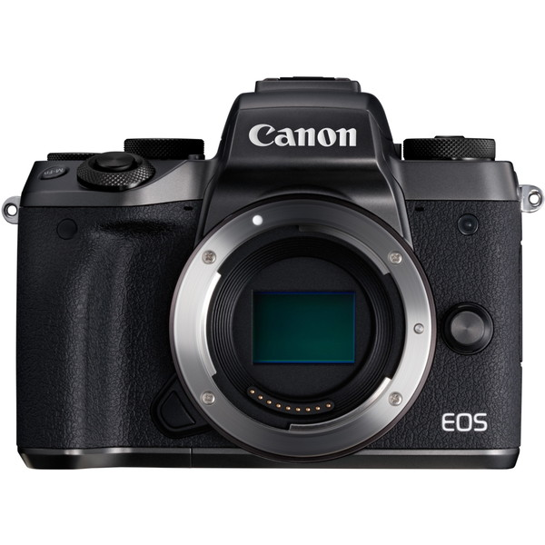 CANON EOS M5 ボディ [ミラーレス一眼カメラ(2420万画素・レンズ別売)]