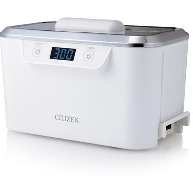CITIZEN SWT710 ホワイト [超音波洗浄器]