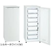 【送料無料】日立 RF-U11AFK(W) シルキーホワイト [検食保存用冷凍庫(112L・右開き・1ドア)]
