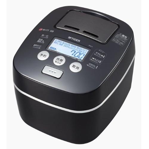 【送料無料】タイガー 土鍋 圧力IH 炊飯器 5.5合 炊飯器 TIGER JKX-V103-KU アーバンブラック 炊きたて [土鍋圧力IH炊飯器 (5.5合)] JKXV103KU