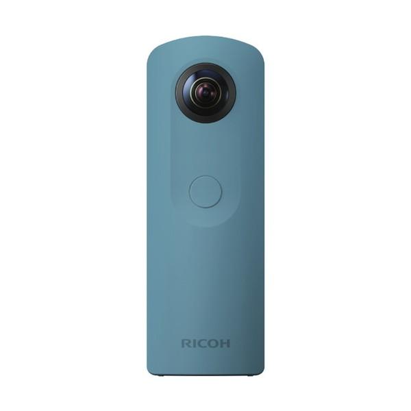 【送料無料】 リコー RICOH THETA SC ( シータ ) ブルー 全天球撮影カメラ