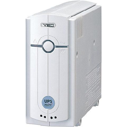 【送料無料】ユタカ電機製作所 YEUP-051MA アイボリー UPSmini [小型無停電電源装置(出力容量500VA/300W)]