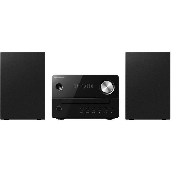 【送料無料】PIONEER X-EM26-B [ミニコンポ(ワイドFM・Bluetooth対応)] パイオニア pioneer