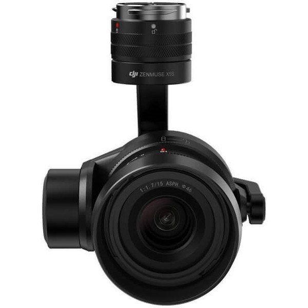 DJI ZENMUSE X5S [Part 1 Gimbal & Camera(Lens Excluded)]