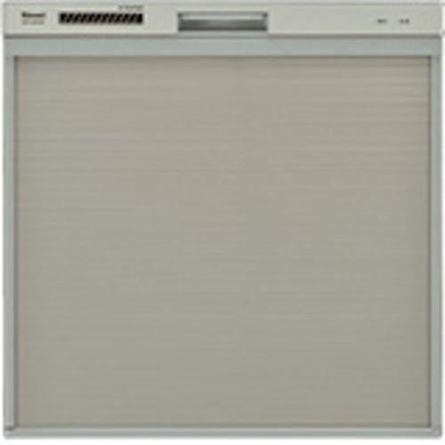 【送料無料】Rinnai RSW-404A-SV [食器洗い乾燥機 (スライドオープンタイプ/ビルトイン)]