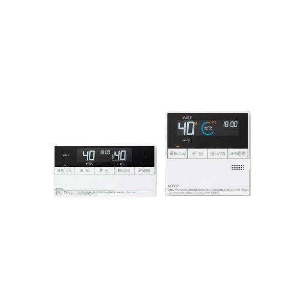 【送料無料】NORITZ RC-D101マルチセット [ガスふろ給湯器用リモコンセット(浴室リモコン+台所リモコン)]