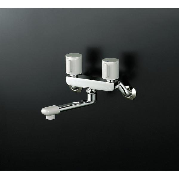 【送料無料】KVK KM140G3 2ハンドル混合栓