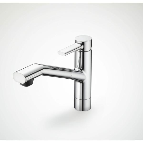 【送料無料】KVK KM908Z 寒 流し台シャワー付混合栓