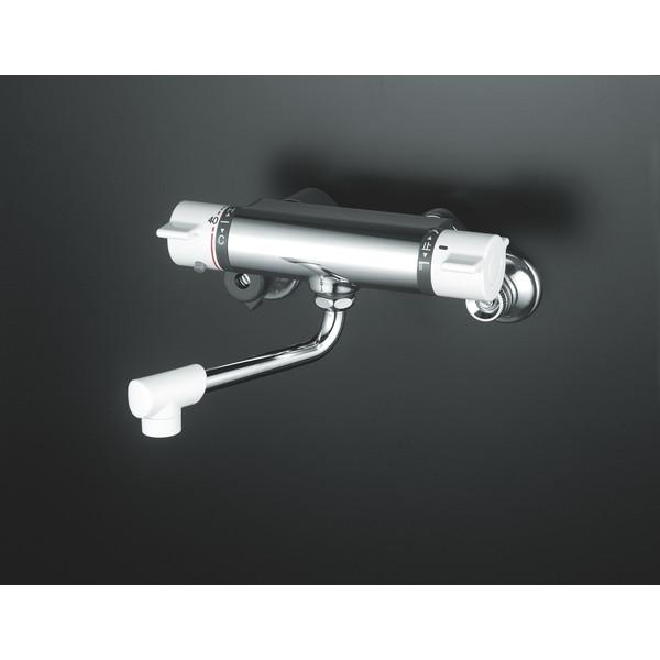 【送料無料】KVK KM800R2 サーモスタット混合栓240mmP付