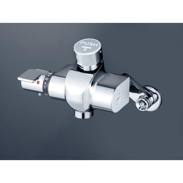 【送料無料】KVK KM3040 自閉式サーモスタット混合栓