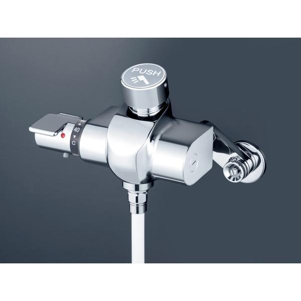 【送料無料】KVK KF3040F 自閉式サーモシャワー シャワー専用